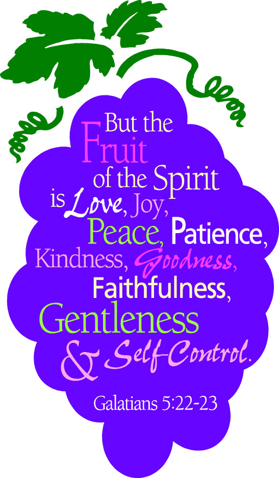 Faithfulness, Gentleness, and Self-Control