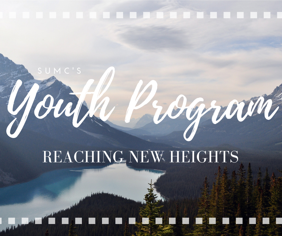 SUMC Youth, Reaching New Heights — Sterling United Methodist